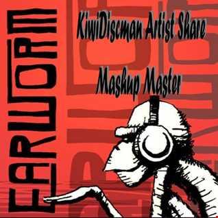KiwiDiscman Artist Share (DJ Earworm The Mashup Master)