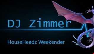 Dj Zimmer   Househeadz Weekender (2019 11 02 @ 08PM GMT)