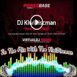 Dj Kiwidiscman Presents Vocal Drum Bass