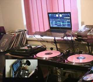 DJ Zimmer Old Skool anniversary mix