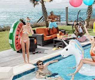 Dj SteveO   Pool Party August 2019 (2019 08 11 @ 08PM GMT)