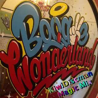 Boogie Wonderland KiwiDiscman MagicMix