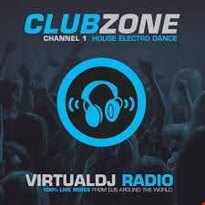 Dj Steveo   Club Zone  Virtual Dj Radio  (2019 01 20 @ 07PM GMT)