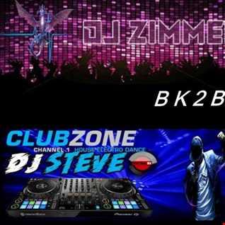 Dj SteveO Dj Zimmer B2B Radio Show