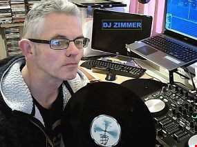 DJ Zimmer Presents Funky House mix  Wednesday 18/04/18