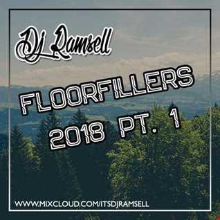 Floorfillers 2018 pt 1 - FREE DOWNLOAD