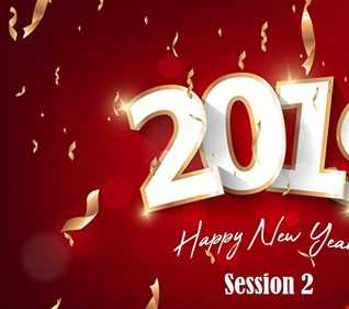 Mix New Year 2019 : Session 2