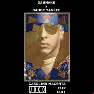 DJ Snake x Daddy Yankee - Gasolina Magenta (JOCO Flip Edit)