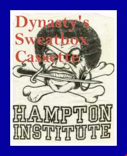 Dynasty's Sweatbox Cassette (Hampton University R&B & Hip Hop 1985 - 1991) - DJ Seko Varner