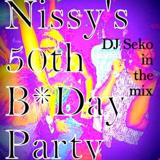 Nissy 50th Old School Jam