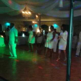 Chicago Style Stepping for Tracy & Chauncey's 20th Anniversary - DJ Seko Varner