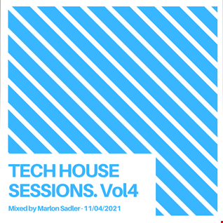 Marlon Sadler - Tech House Sessions. Vol 4 FREE DOWNLOAD