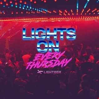 Marlon Sadler @ Lights On - Lightbox 16th Sept