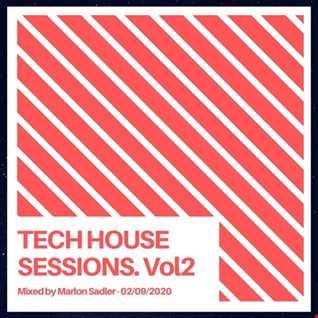 Marlon Sadler  - Tech House Sessions Vol.2