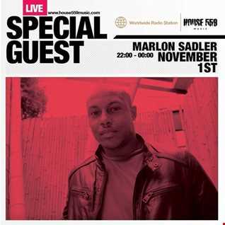 Marlon Sadler  -  House 559 Radio Guest mix