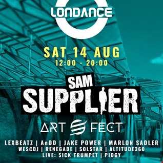 Marlon Sadler & Sick Trumpet - Londance 14th August