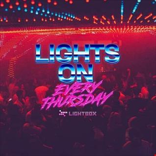 Marlon Sadler @ Lights On - Lightbox, London 5th August