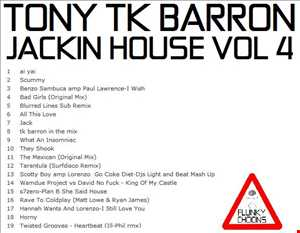 Tony tk barron jackin house vol 4