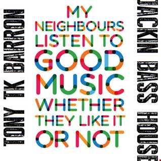 TK Barron jackin  bass house