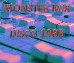 DISCO MONSTER MIX 1983