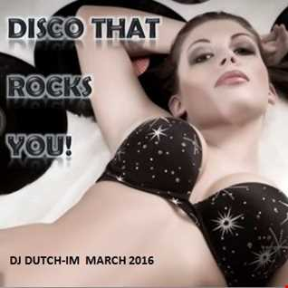 DISCO THAT ROCKS YOU!