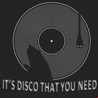 IT IS DISCO THAT YOU NEED!