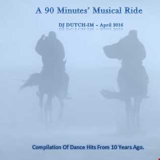 A 90 MINUTES' MUSICAL RIDE ON (A) WHITE HORSE......