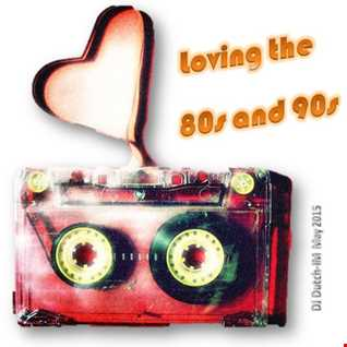 LOVING THE 80S AND 90S MIX