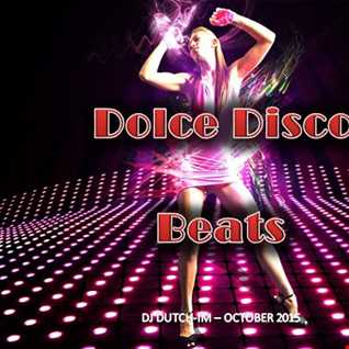 DOLCE DISCO BEATS!!
