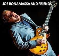 JOE BONAMASSA AND FRIENDS