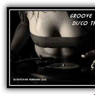GROOVE YOUR DISCO THING!