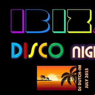 Ibiza Disco Nights!