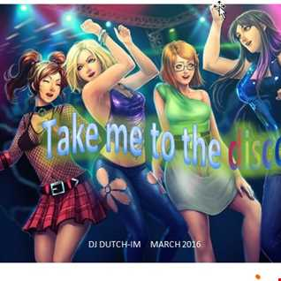 Take me to the disco!