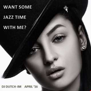 U WANT SOME JAZZ TIME WITH ME?