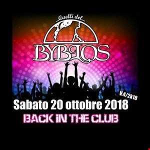 Best '80 '90 hits - DJ set by LucaProgram DJ (Italy) - Quelli del Byblos - 20/10/2018 - Santomato LIve