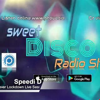 Sweet Disco Lockdown 16.1.21
