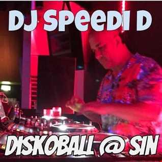 Diskoball @ SIN Dublin