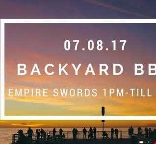 Backyard BBQ @ Empire Swords