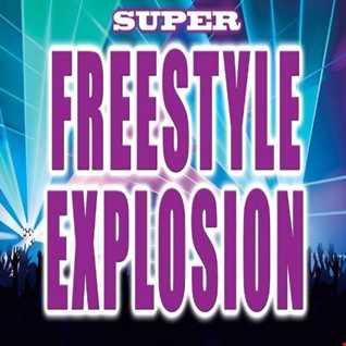 Dj Slick Vic's Super Freestyle Explosion