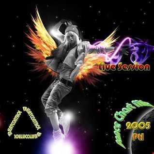 Dance Chart Mix Live Session Pt. 1 2005
