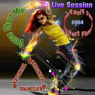Dance Chart Mix Part Five 2004