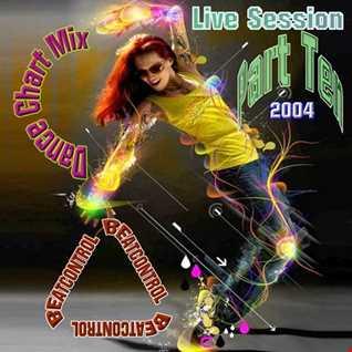 Dance Chart Mix Part Ten 2004