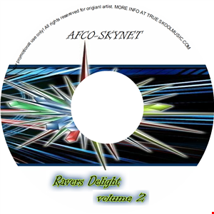 Afco Skynet _Ravers Delight 2  (throwback dj mix from 2004)
