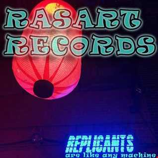 Rasart  Replicants are like any machine