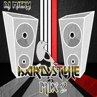 DJ Micky - Hardstyle V.2 (continuous DJ mix)