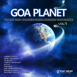 Goa Planet Vol 1 - V/A [Compilation Preview]