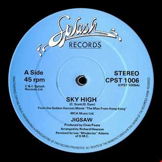 JIW SAW-SKY HIGH (Ronnie De Michelis Bootleg Regroove)