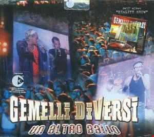 GEMELLI DIVERSI-UN ALTRO BALLO (Arabian Instrumental Re Edit)
