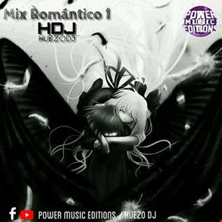 Mix Romantico 1   Huezo DJ (Power Music Editions)