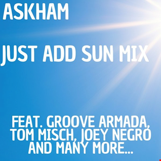 ASKHAM JUST ADD SUN MIX